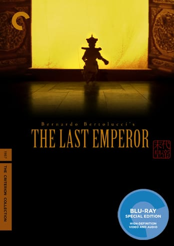 The Last Emperor [Blu-ray] - Criterion Collection