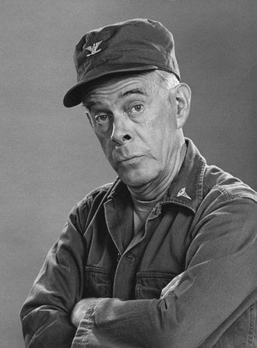 Picture Of Harry Morgan