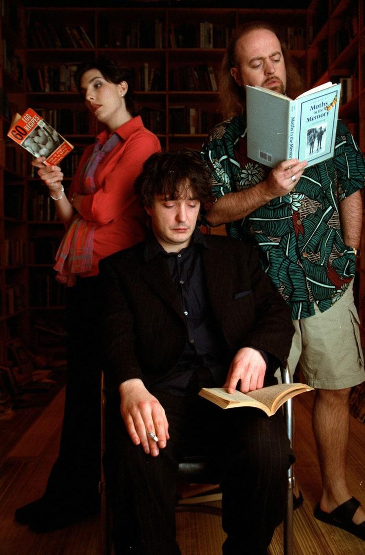 Black Books                                  (2000-2004)