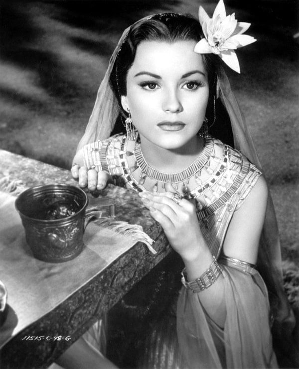 Picture Of Debra Paget