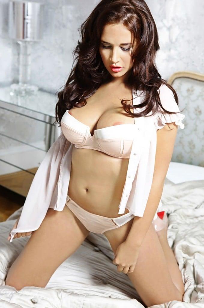 sexy see through white mini shorts