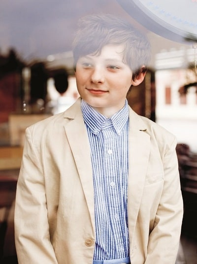 jared gilmore interview