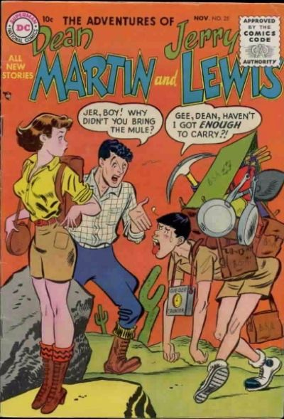 The Adventures of Dean Martin and Jerry Lewis