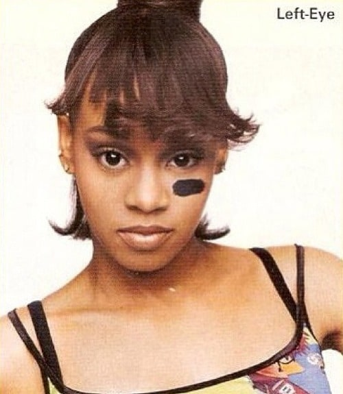 Lisa Lopes  Ethnicity of Celebs  What Nationality
