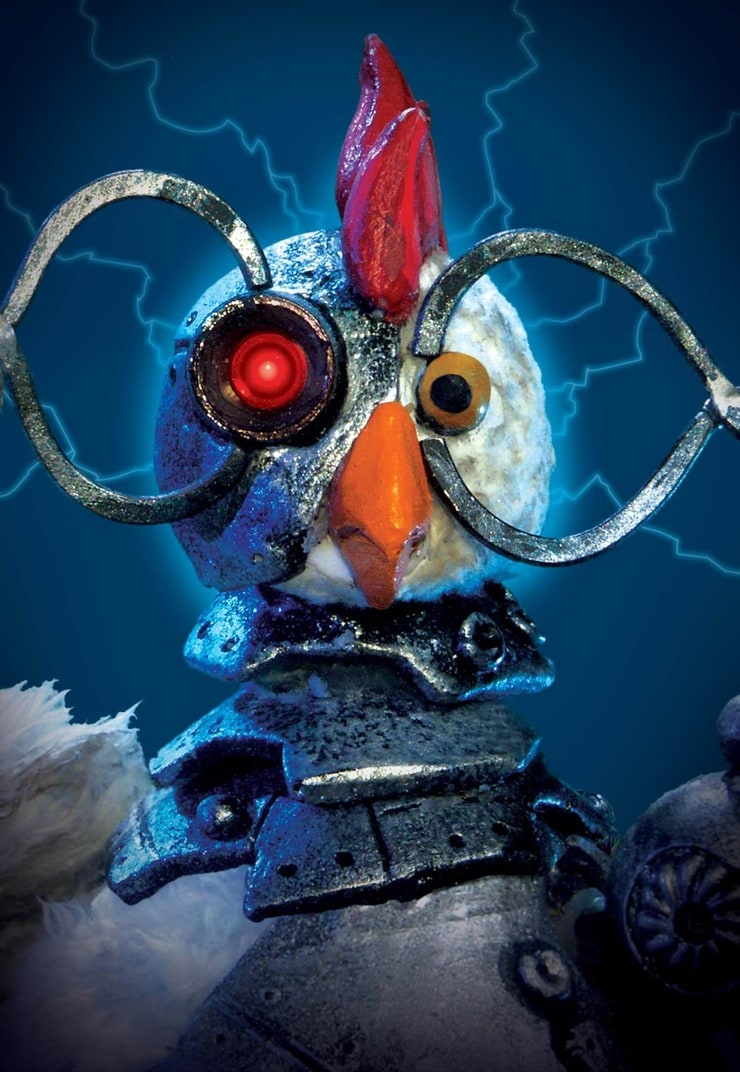 Robot Chicken                                  (2001- )