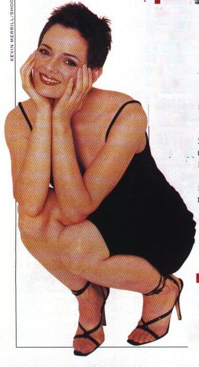 Stacy Edwards Hot