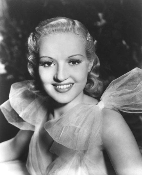 Picture Of Betty Grable