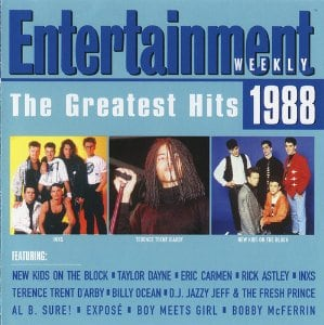 Picture of entertainment weekly greatest hits 1988 for Biggest songs of 1988