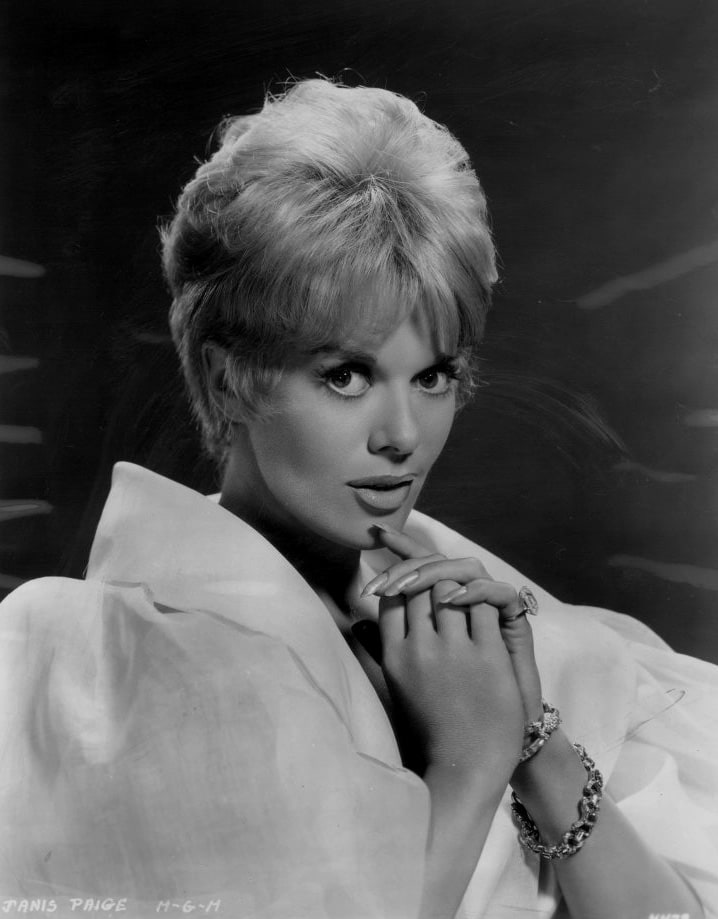 Picture Of Janis Paige