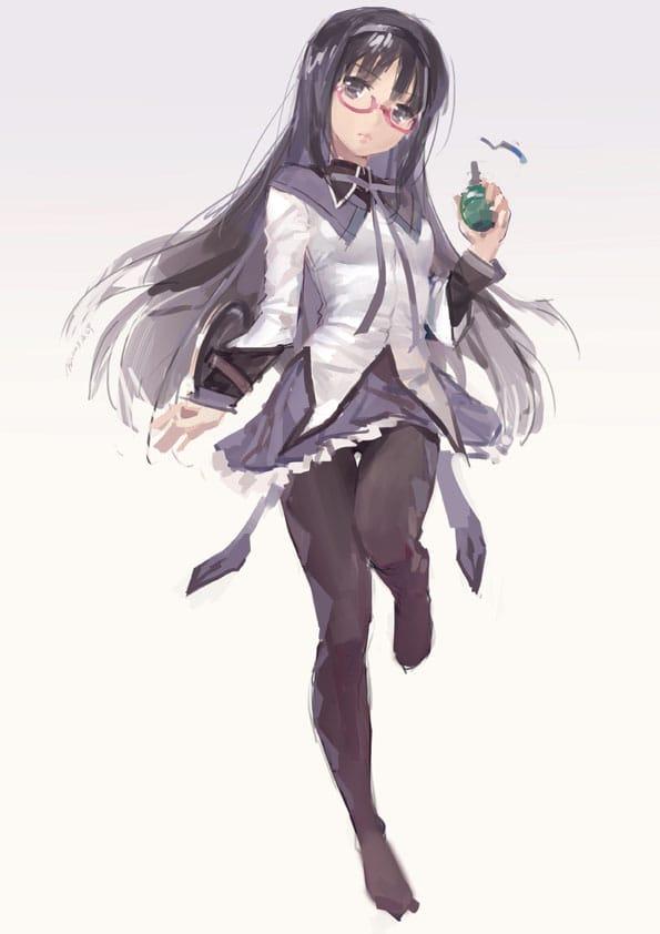 homura akemi how tall