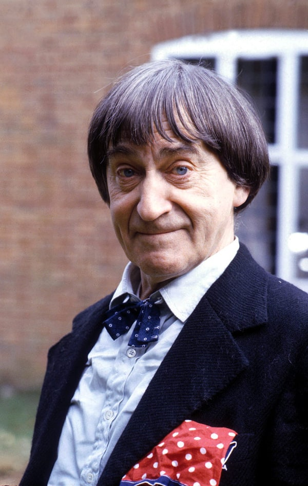 Patrick troughton has been added to these lists