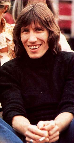 Image result for young roger waters