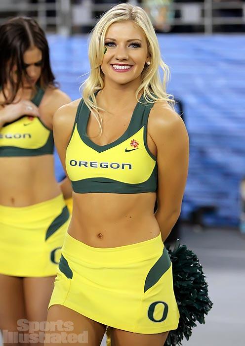 Picture of College Cheerleaders-Ooh La La!!