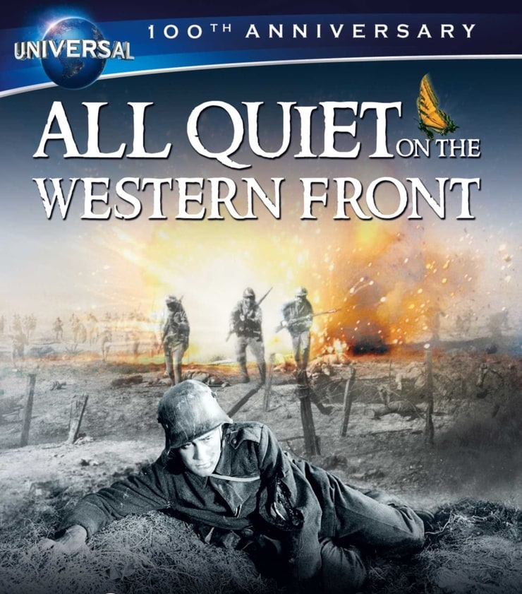 storm of steel vs all quiet on the western front