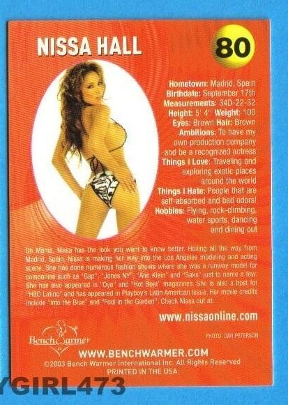 Nissa Hall Nude Photos 71