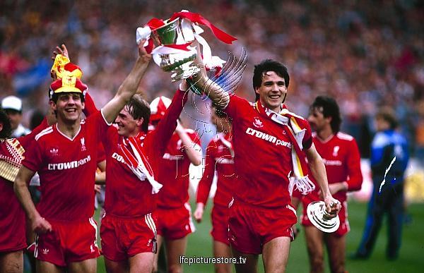 Liverpool  v Everton - 1986 FA Cup Final