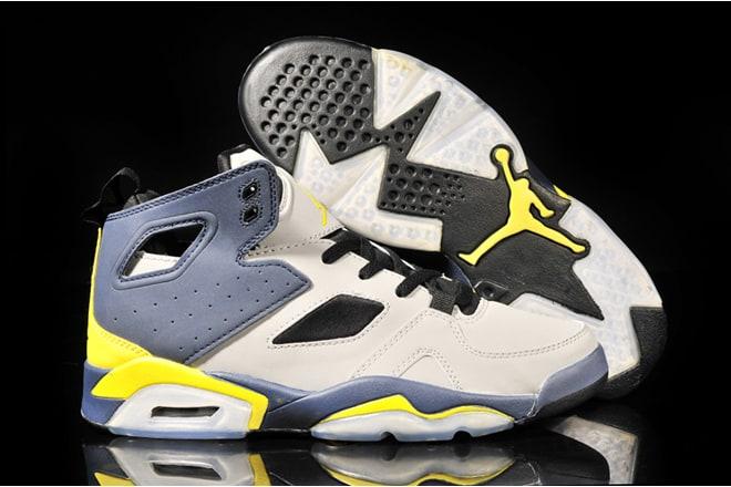 c025bb08b245 Picture of Air Jordans Jordan Flight Club 91 Matte Silver Electric Yellow