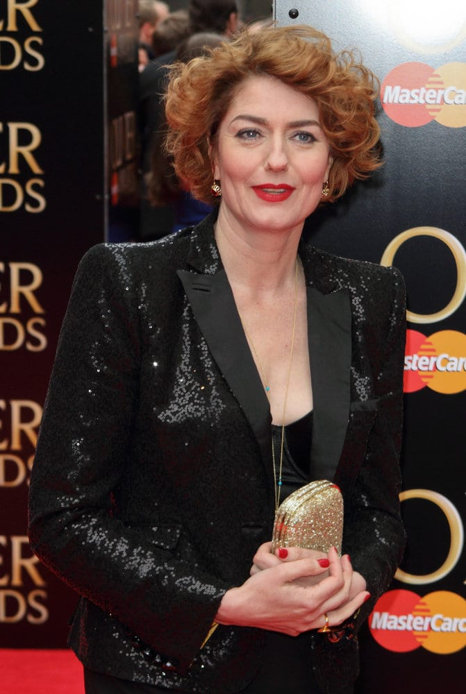 anna chancellor downton abbey