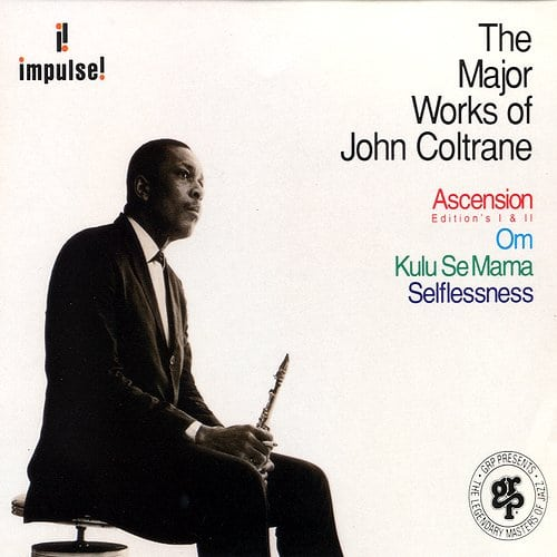 Picture Of The Major Works John Coltrane