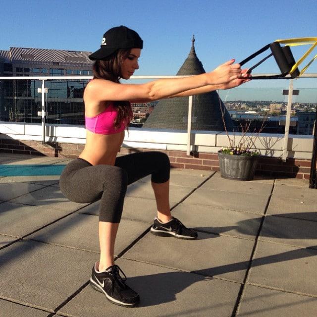 Jen Selter Motivation For Squats