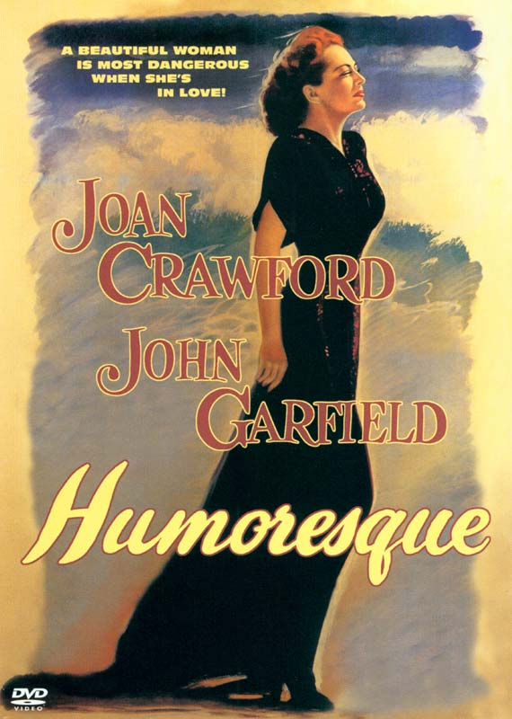 Humoresque [DVD] [1946] [Region 1] [US Import] [NTSC]