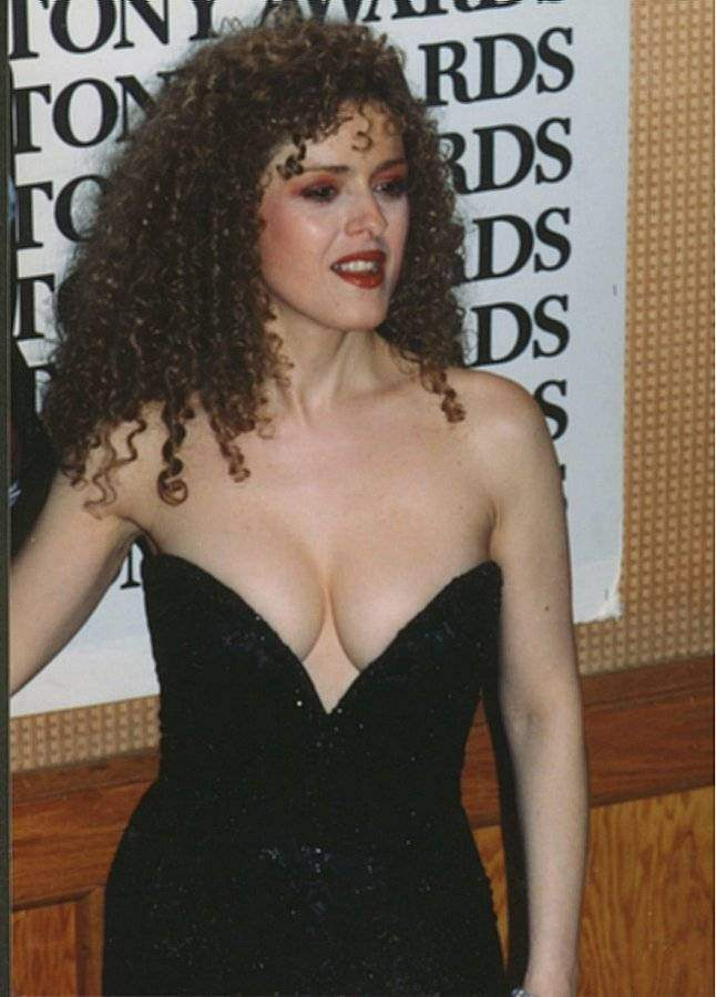 bernadette peters current project