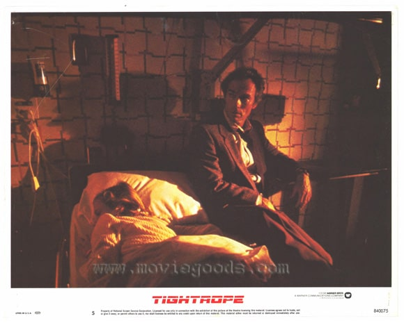 Tighrope movie poster