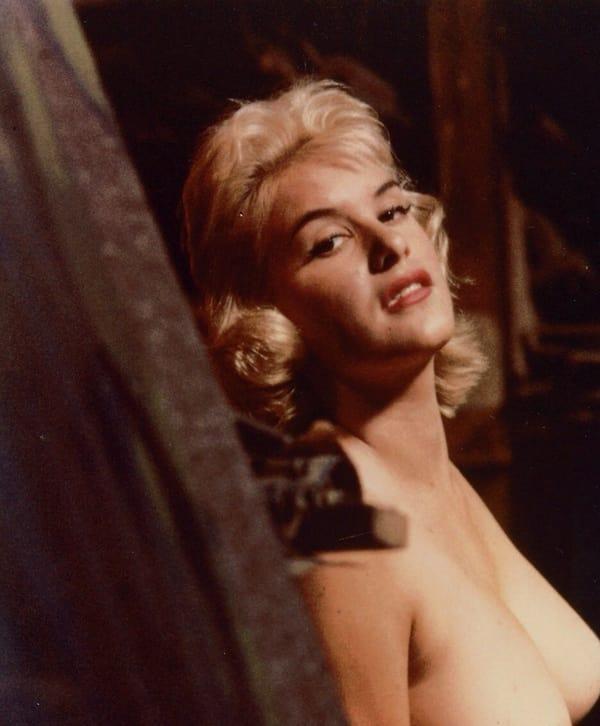 Picture Of June Wilkinson