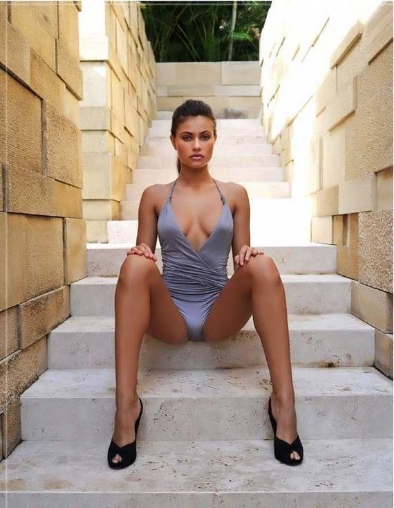 Ukrainian web model hot masturbation part 2