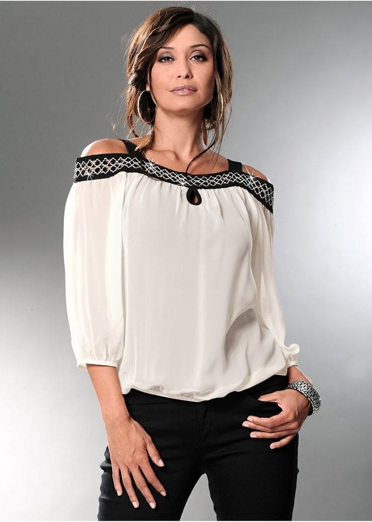Красивые Блузки Для Женщин