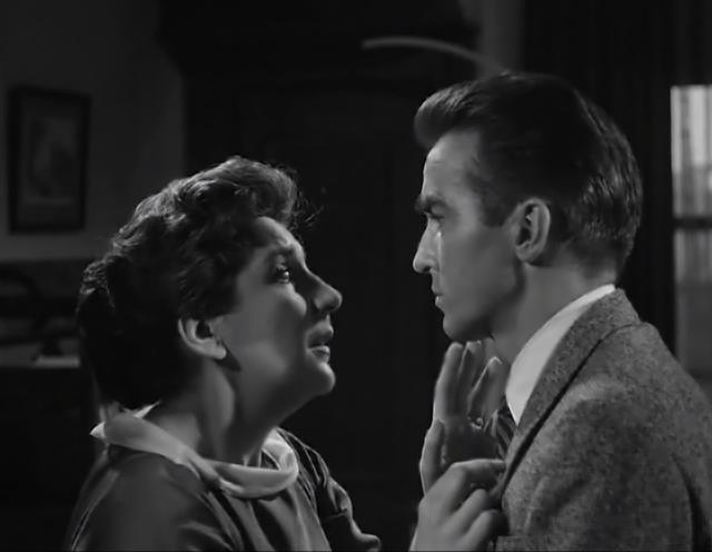 Maureen Stapleton and Montgomery Clift