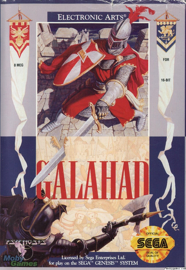 Legend of Galahad, The