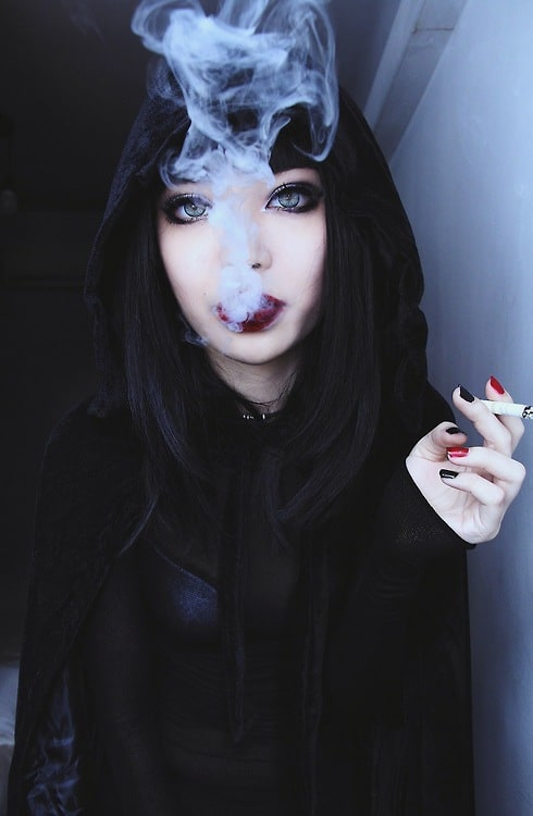 Think, that Hot emo girls smoking weed join