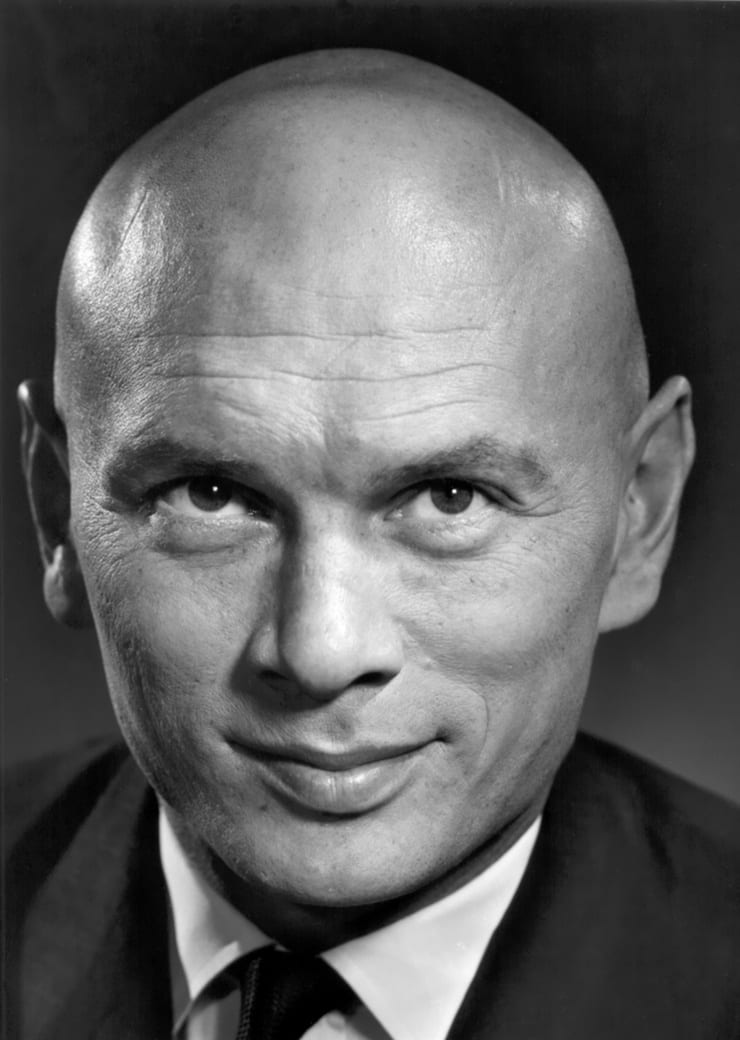Picture of Yul Brynner