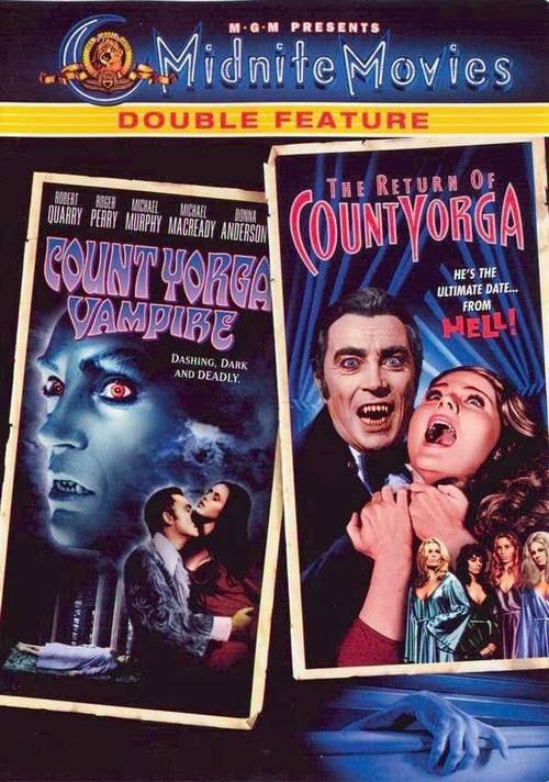 Count Yorga Vampire & Return of Count Yorga