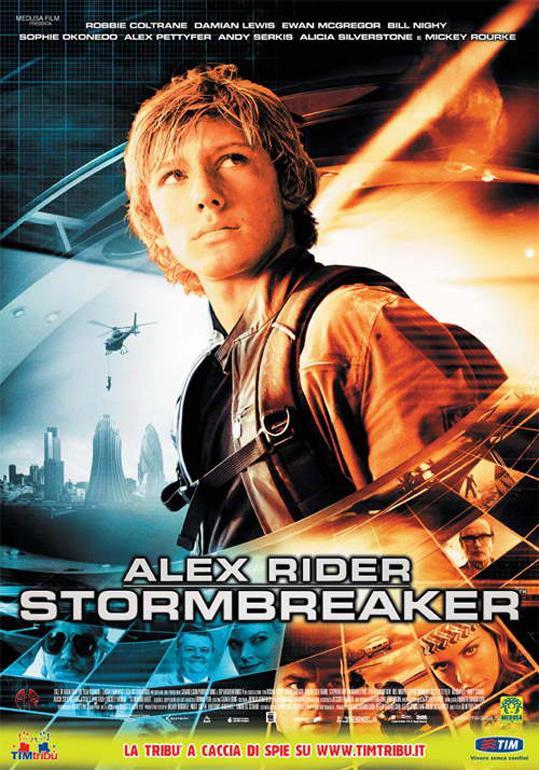 Alex Rider Operation Stormbreaker Full Movie Free
