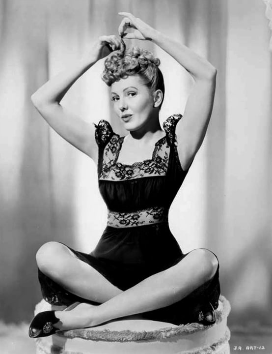 jean arthur measurements