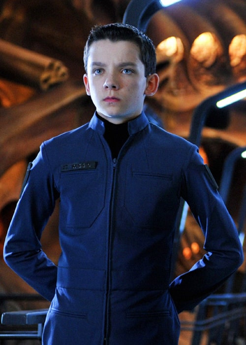 Picture of ender wiggin