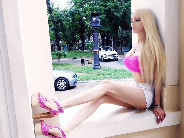 Валерия лукьянова макияжа