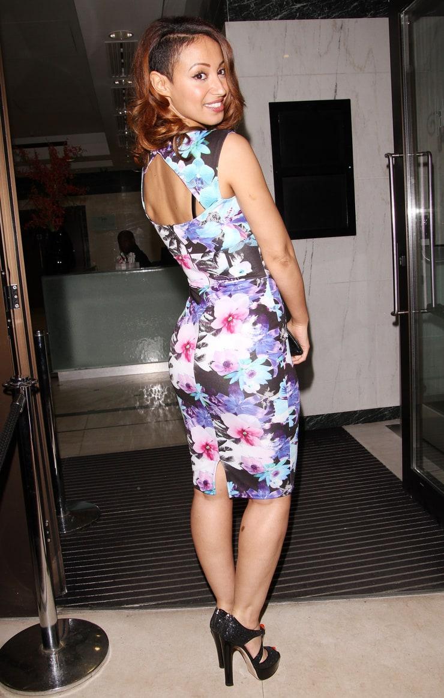 Amelle Berrabah Sexy picture of amelle berrabah