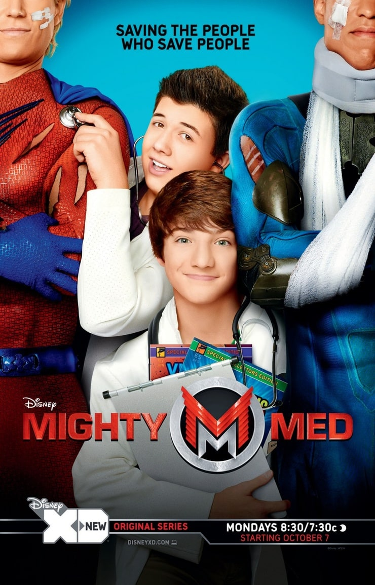 Mighty Med                                  (2013-2015)
