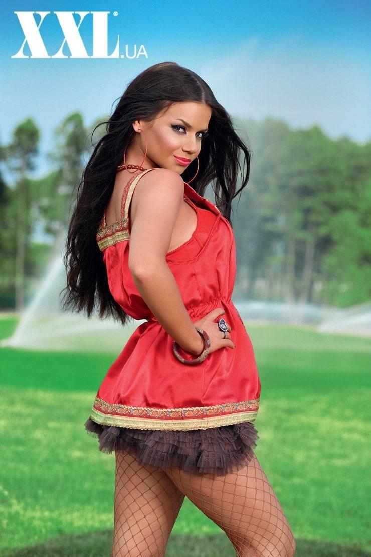 Yana Lipnitskaya
