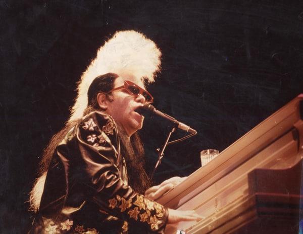 Elton john porn photo
