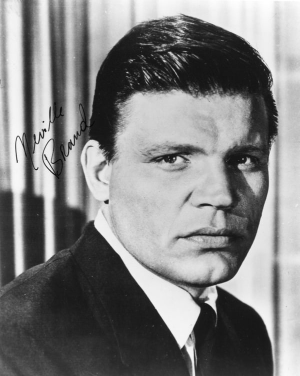 Neville Brand net worth salary