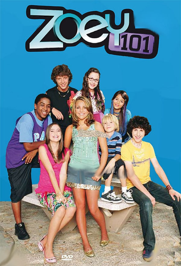 Zoey 101 has been added to these lists: