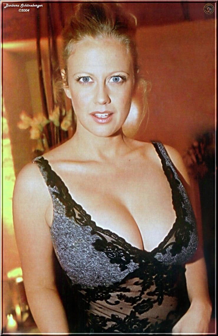 Nackt barbara sex schöneberger Barbara Schöneberger