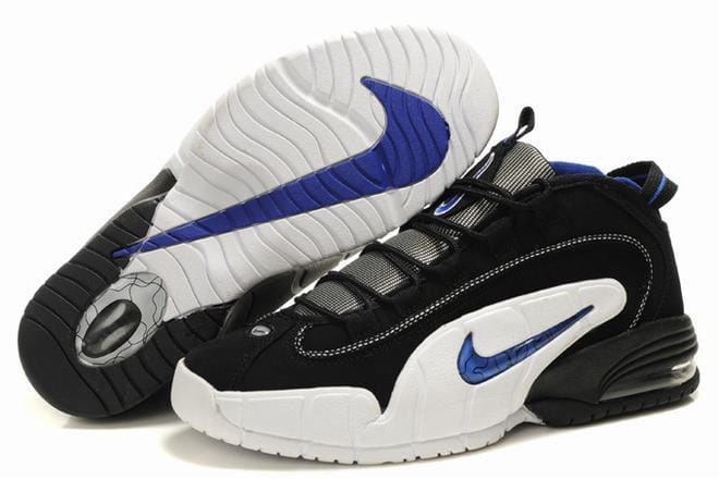 4edd5a4c21 Picture of Nike Air Max Penny 1 Men's White/Black