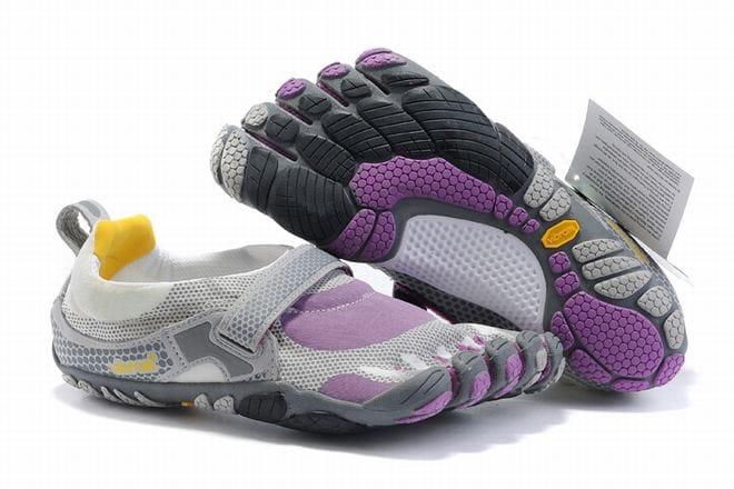 vibram fivefingers bikila purple