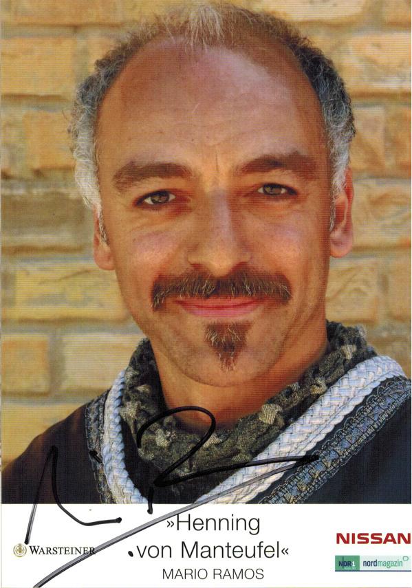 Mario Ramos