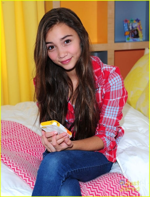 Sorry, Rowan Blanchard fully naked for that
